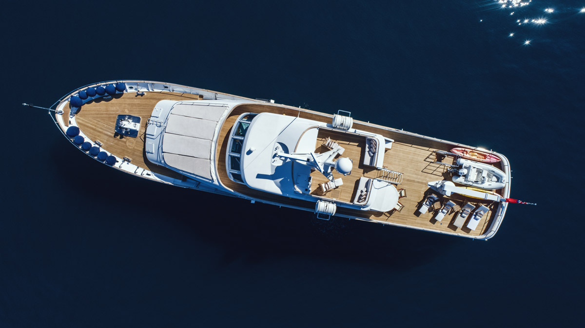 M/Y Freemont Yacht