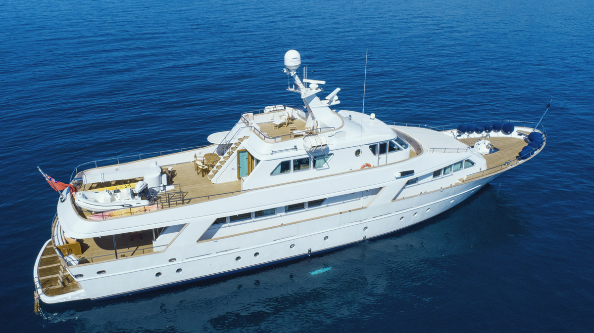 Freemont Motoryacht for sale