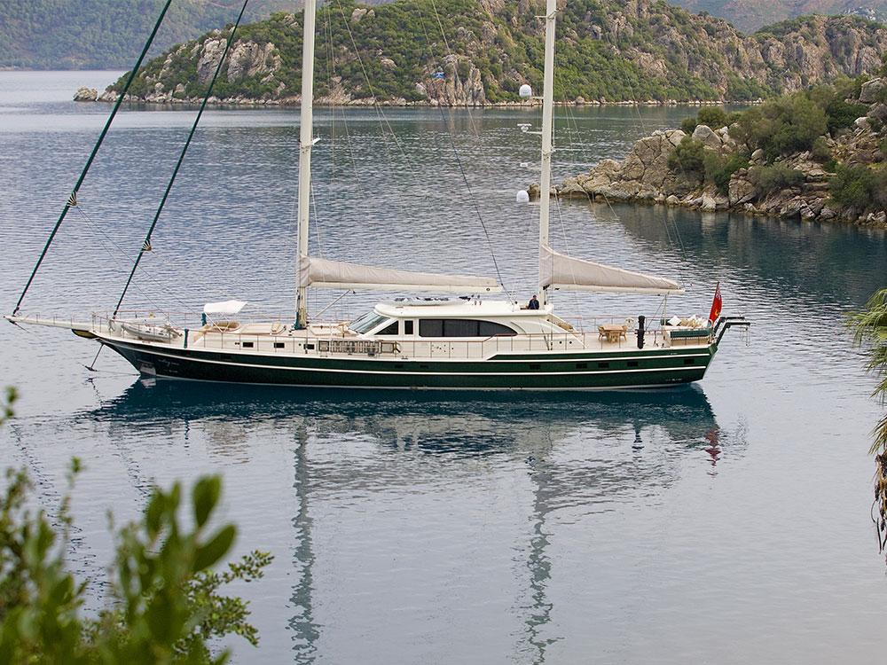 Sailing Nour Motorsailer in Vendita