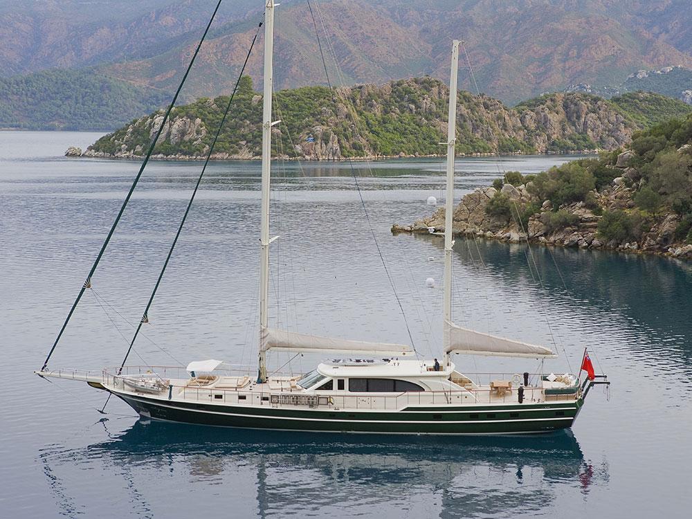 M/S Sailing Nour sailer