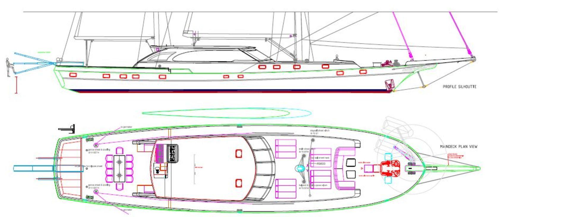 sailing nour layout
