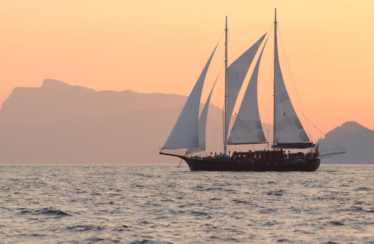 Myra Yacht 30m Ege Yat