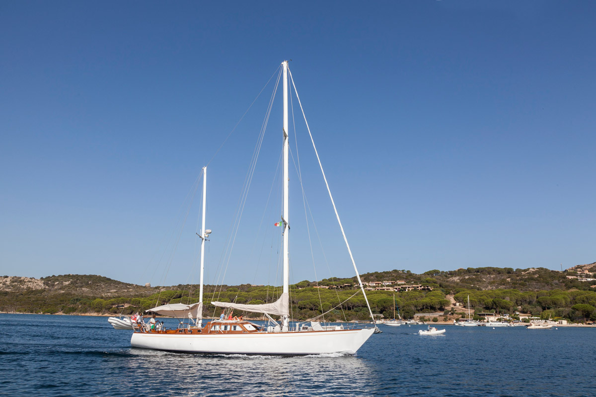 Sailing yacht Oliria for sale