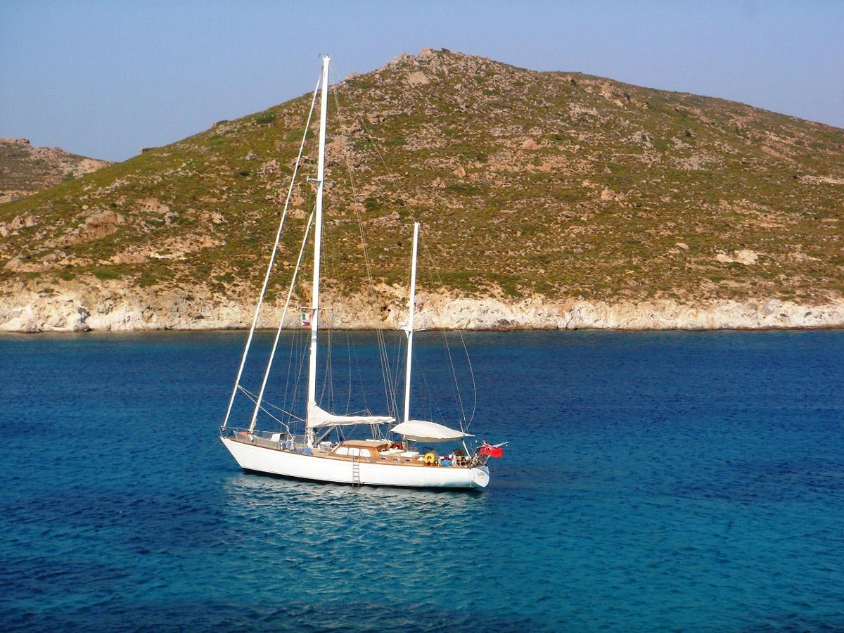 Oliria yacht 19.09m Sangermani