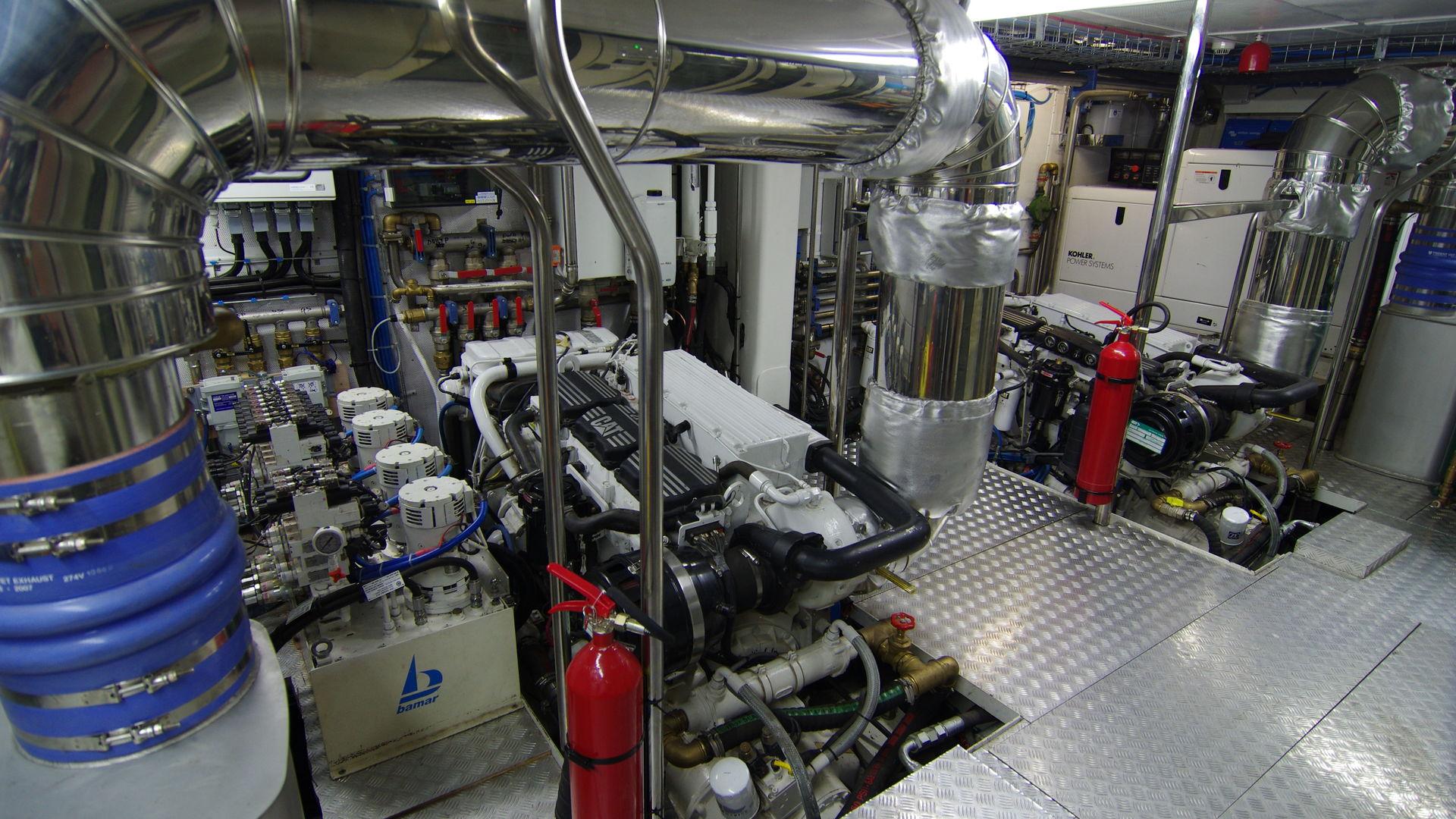 Renaissance engines