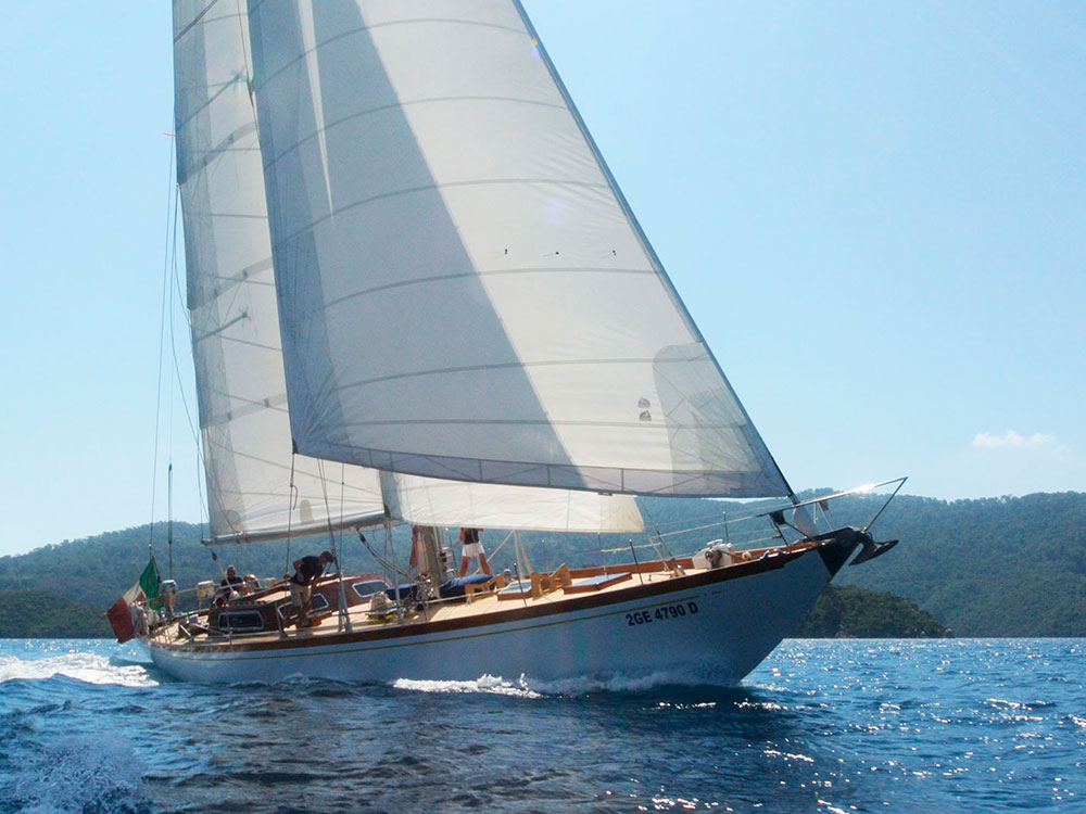 star 22 sailing yacht for sale