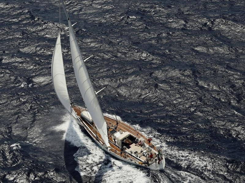 my way sailing yacht