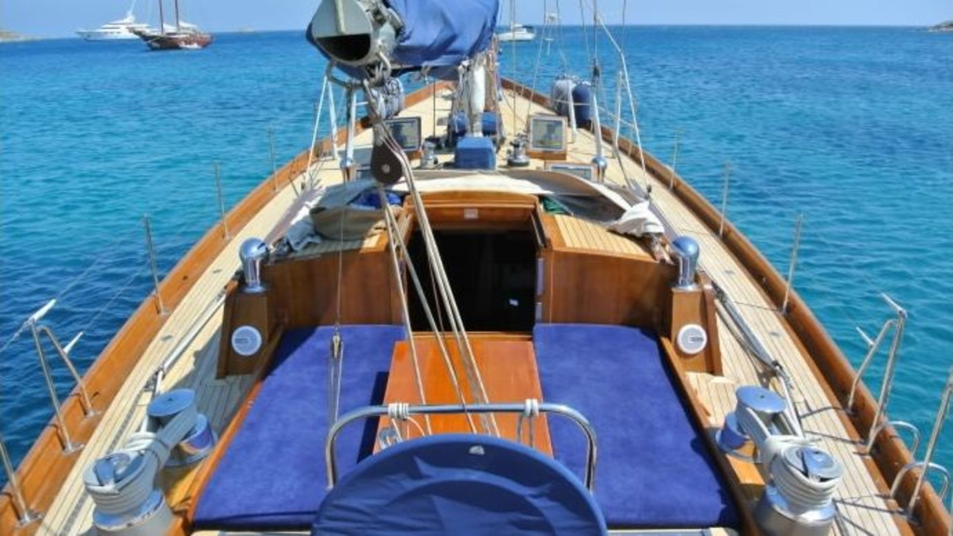 star 22 yacht for sale sangermani
