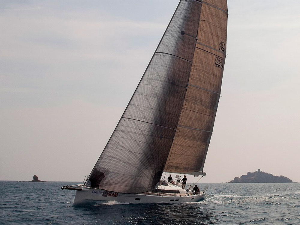 almabrada sailing yacht for sale