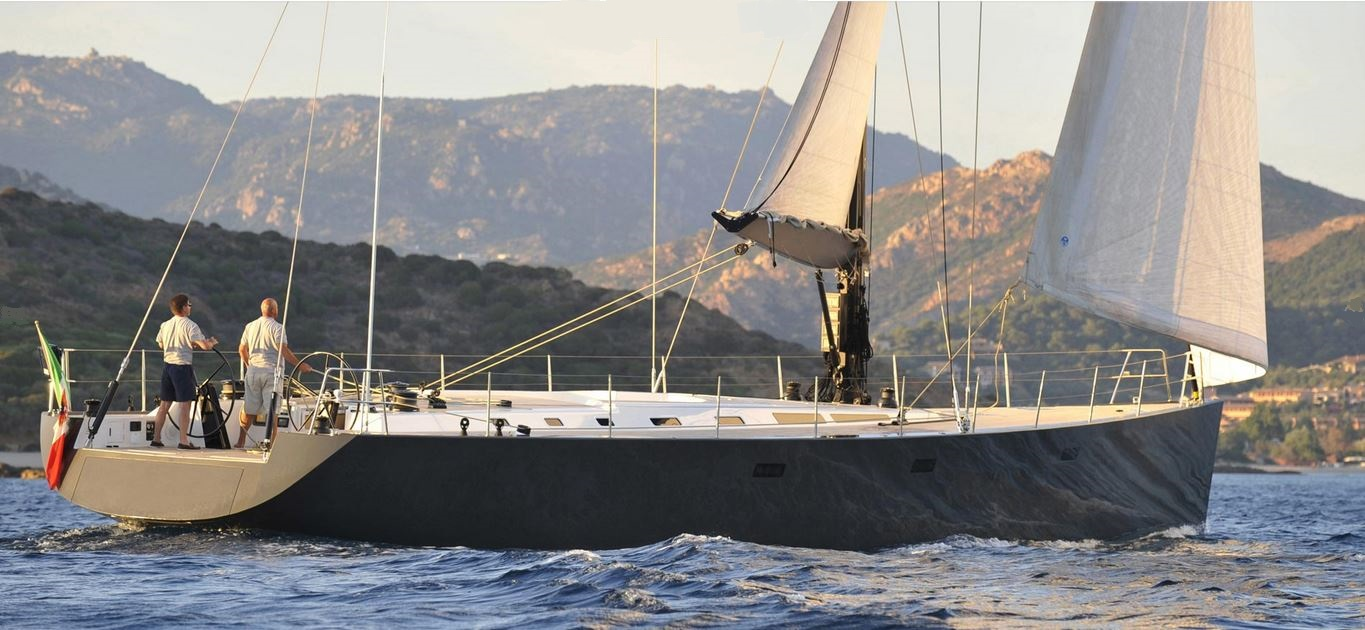 Felci71 black koala sailing yacht_for_sale
