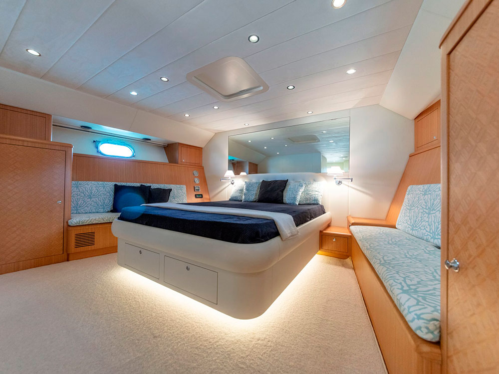 Felci80 Alagi owner cabin