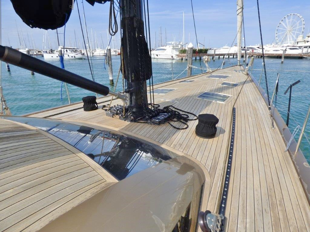 Felci80 ikaika sailing yacht for sale