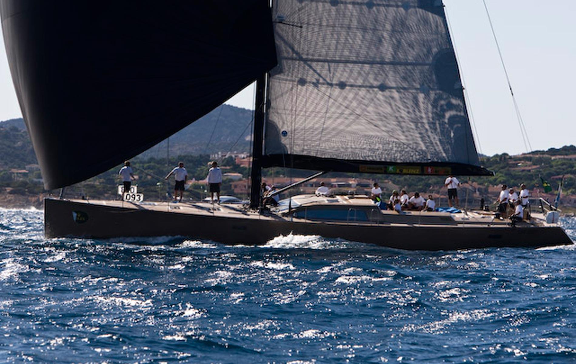 Felci 80 ikaika under sail