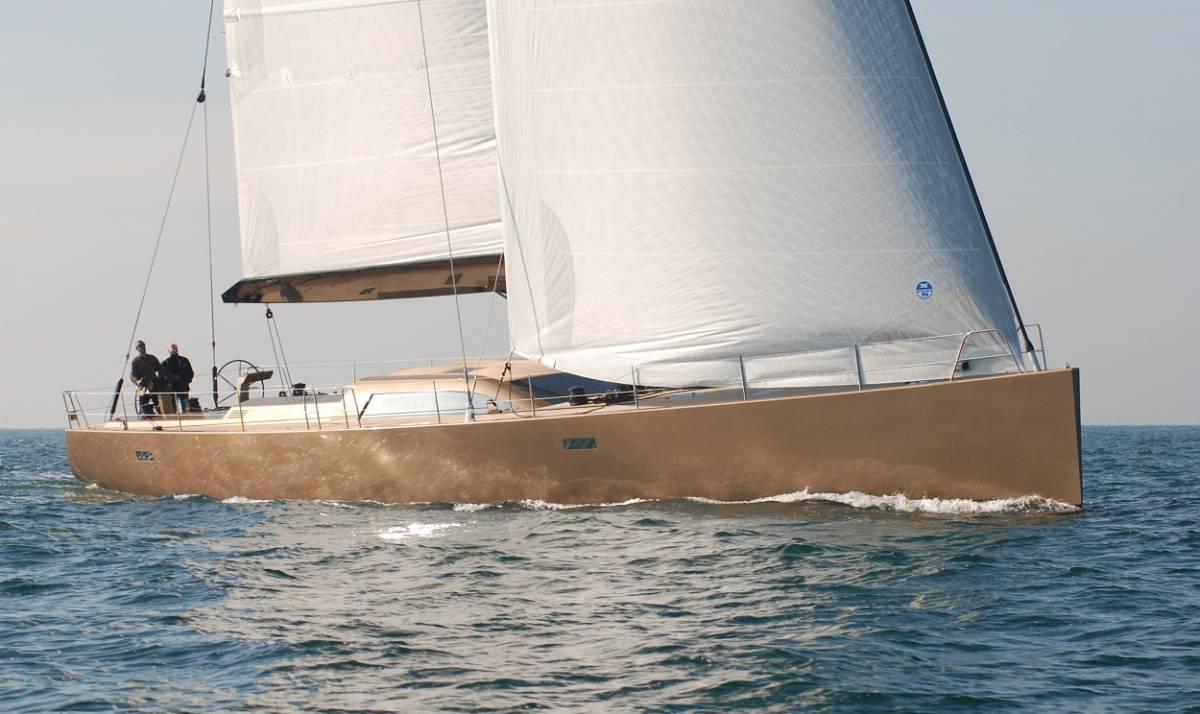 Ikaika Felci 80 Adria sail