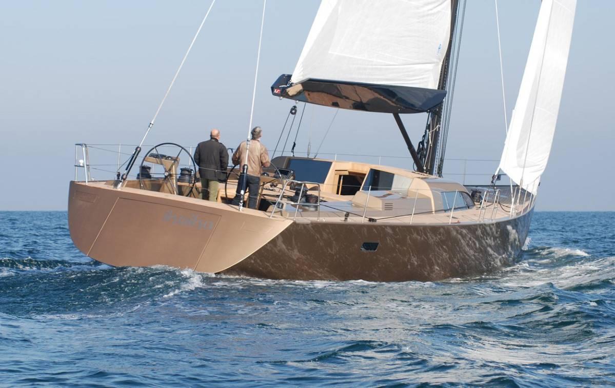 Ikaika sailing yacht