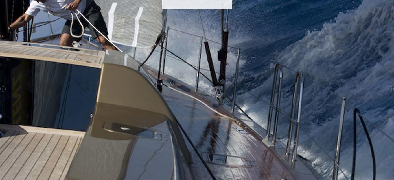 Ikaika felci 80 under sail