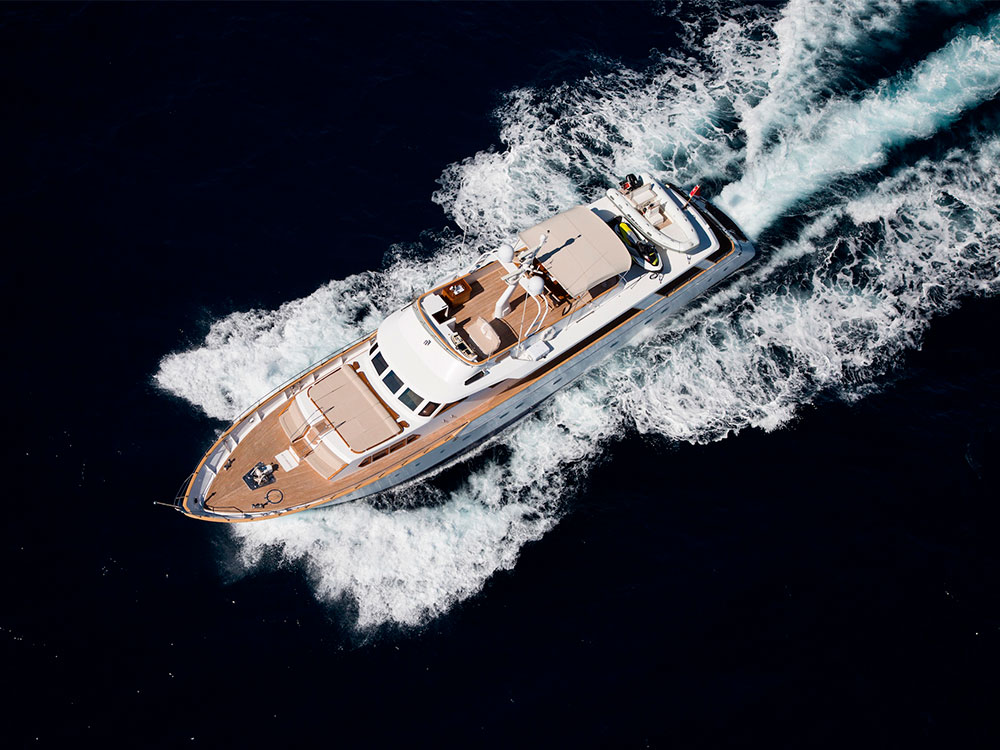Libertus motor yacht for sale