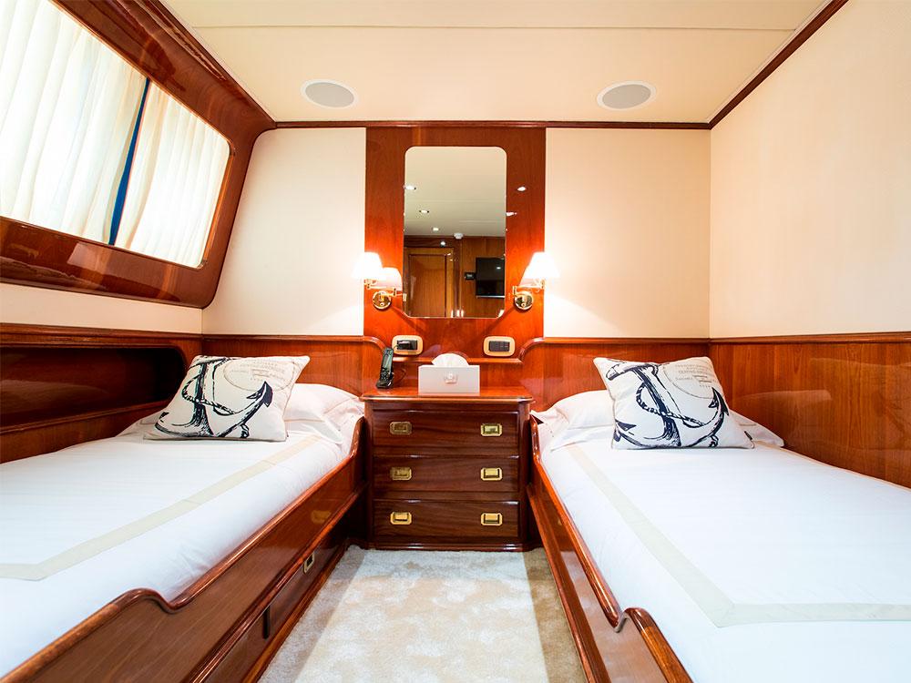 Libertus guests cabin