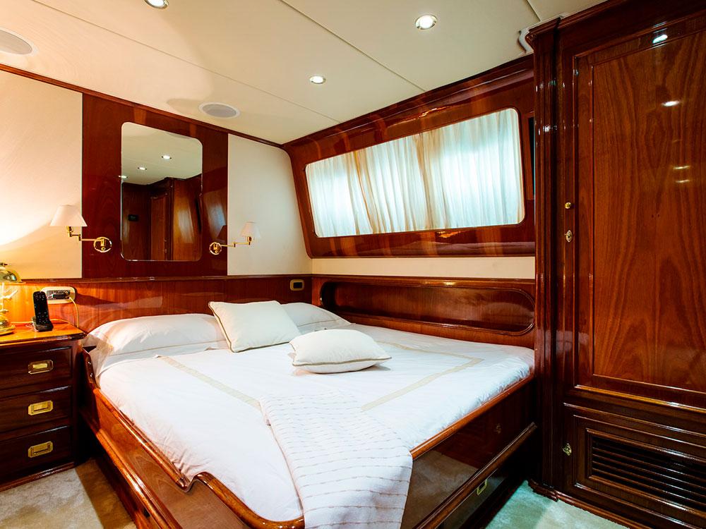 Libertus master cabin