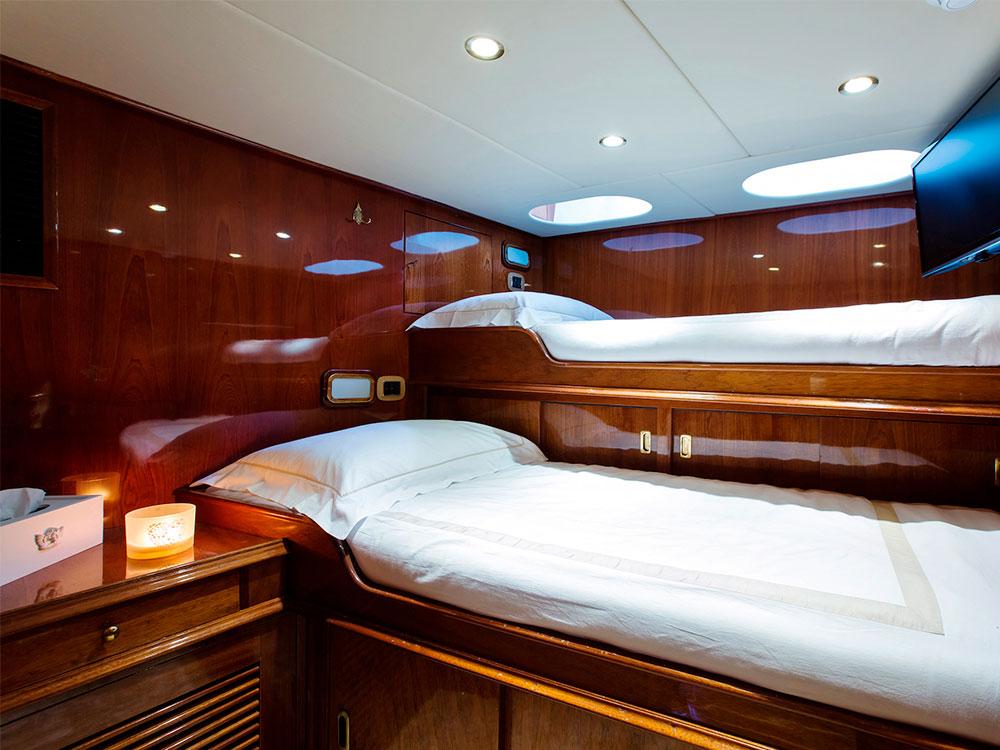 Libertus pullman beds