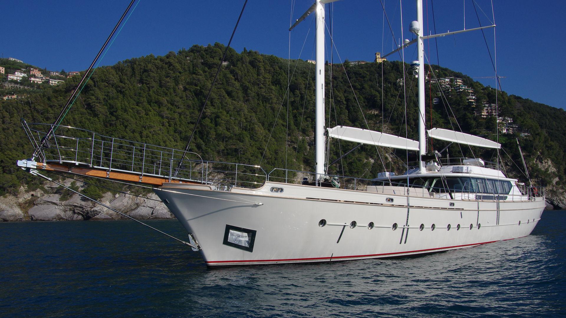 renaissance & andromeda yacht