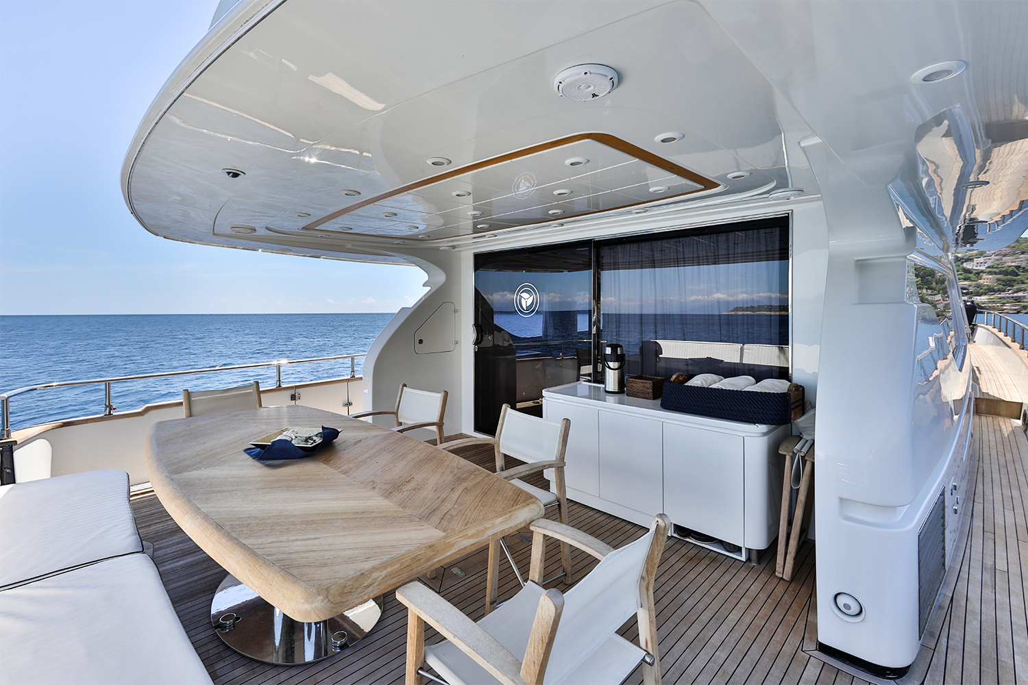 Resilience yacht for sale