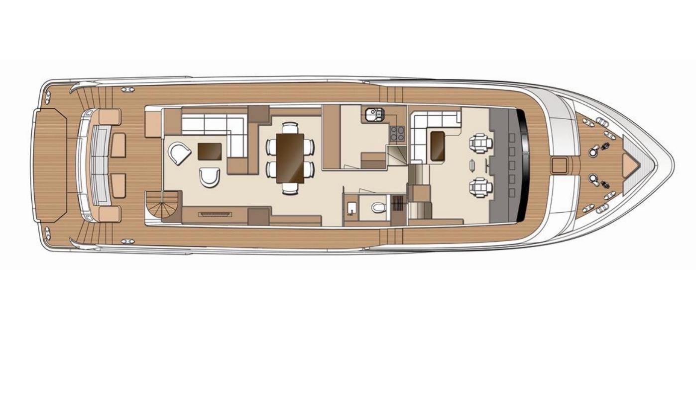 virgin gold main deck layout