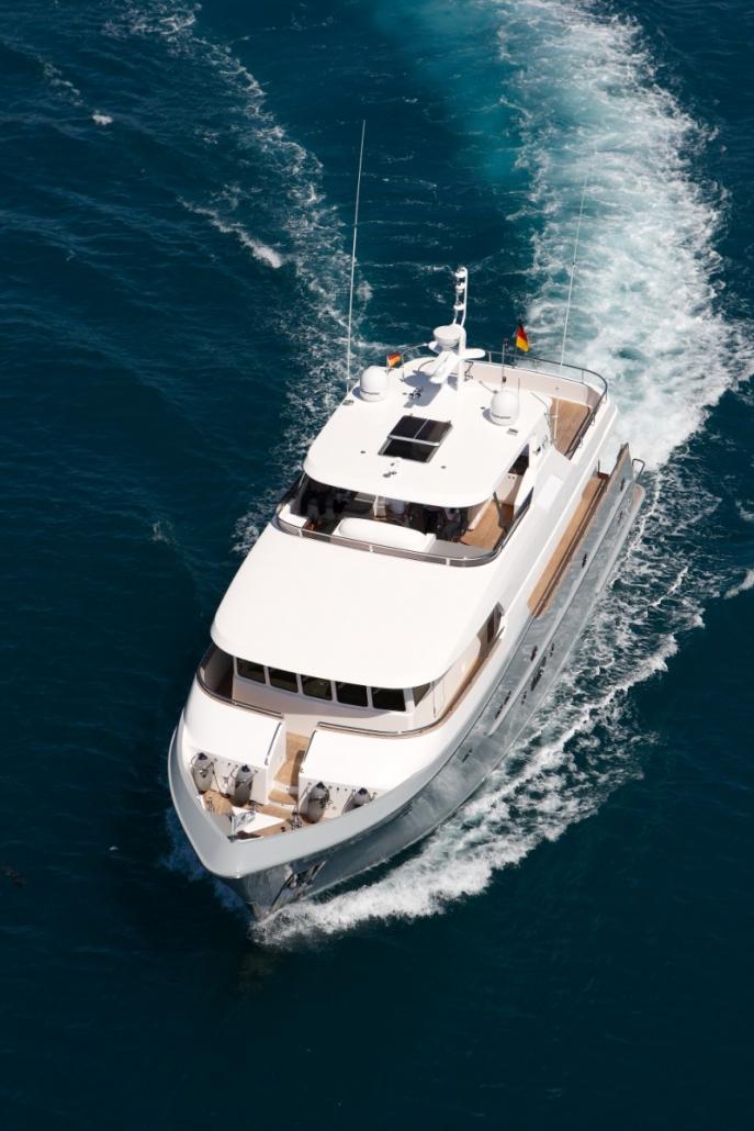 MY Virgin Gold for sale - Horizon Yachts | Equinoxe Yachts International