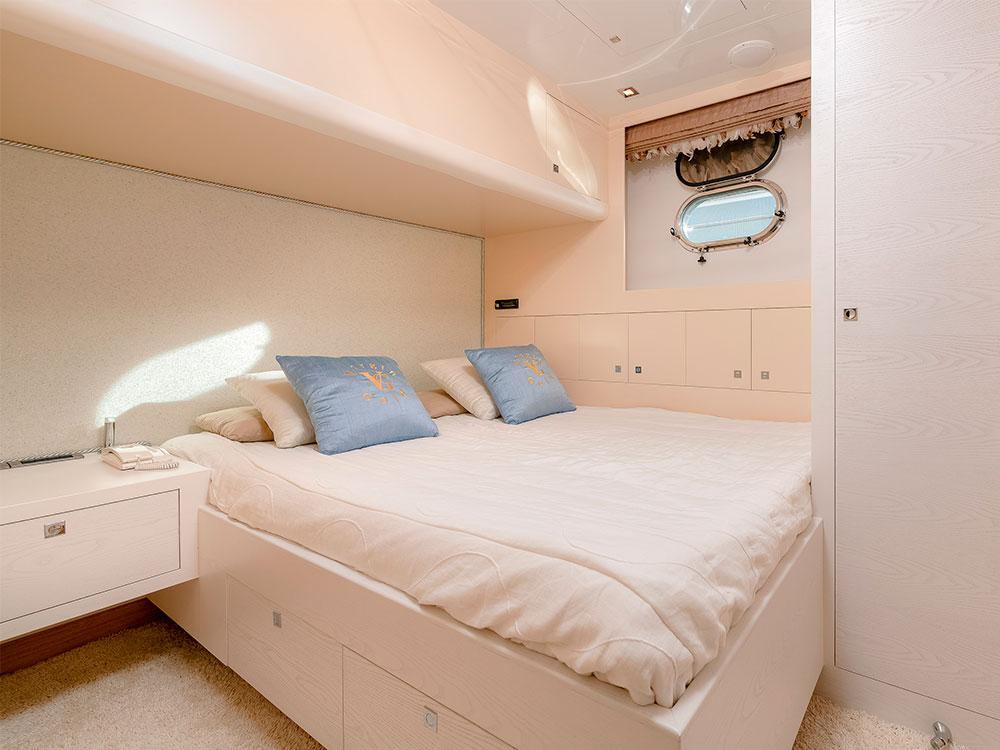 virgin gold owner cabin