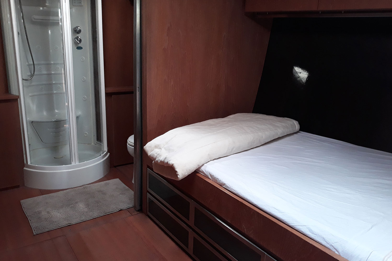 Vismara78 cabin