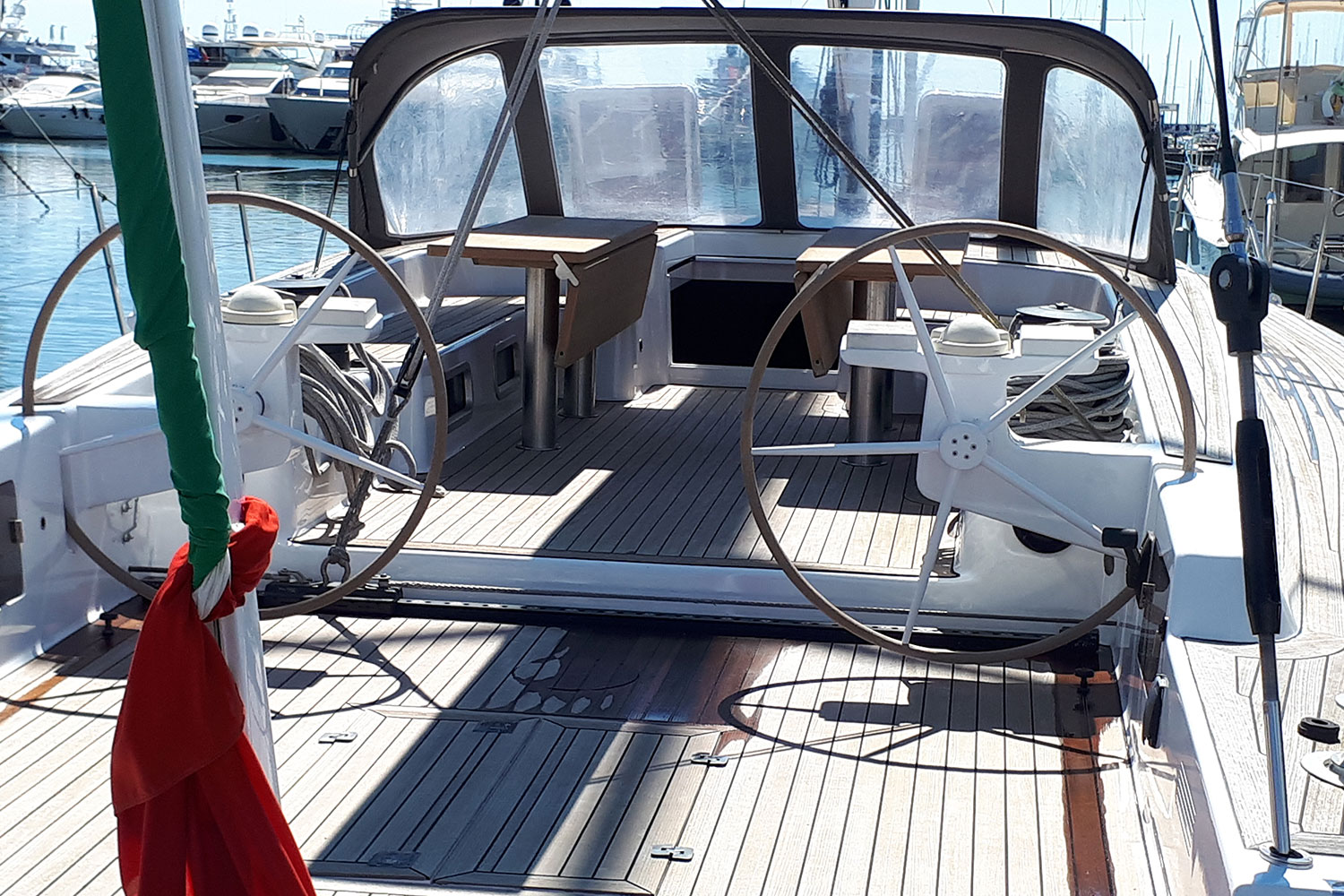 Vismara78 fast cruiser for sale