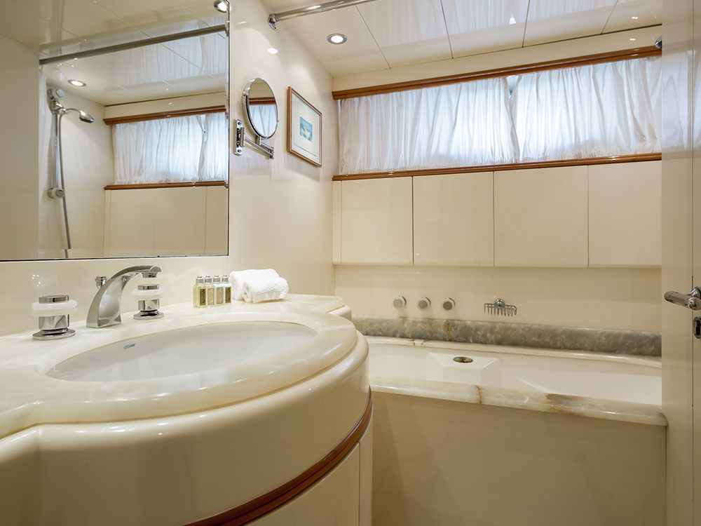 indulgence of poole ensuite bathroom