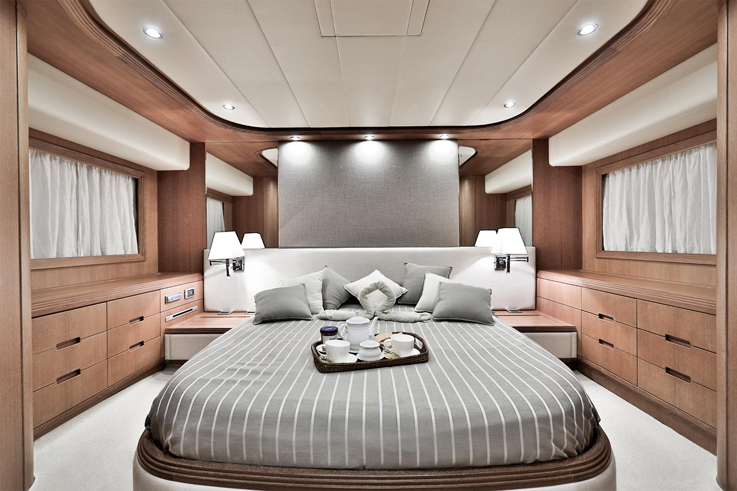 resilience vip cabin