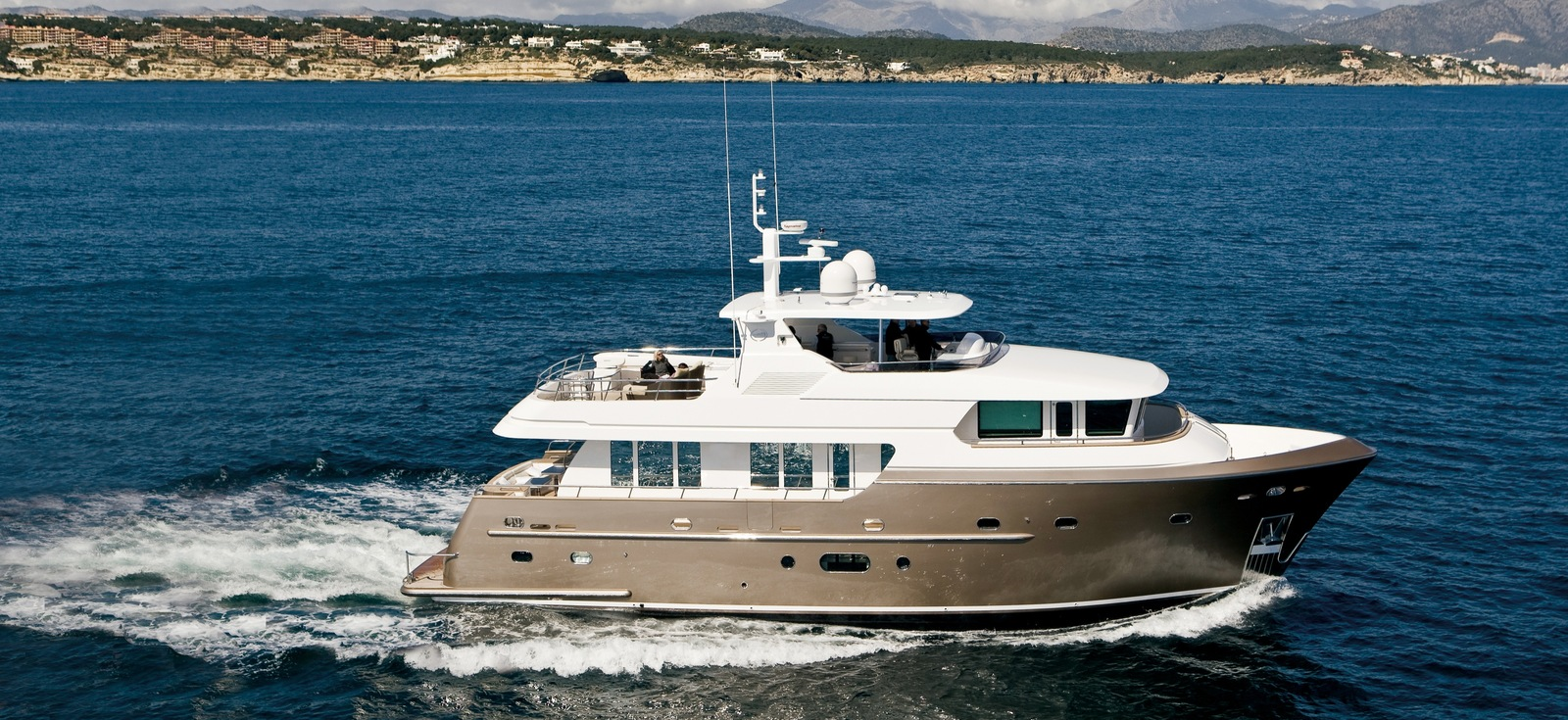 Virgin Gold for sale motor yacht for sale