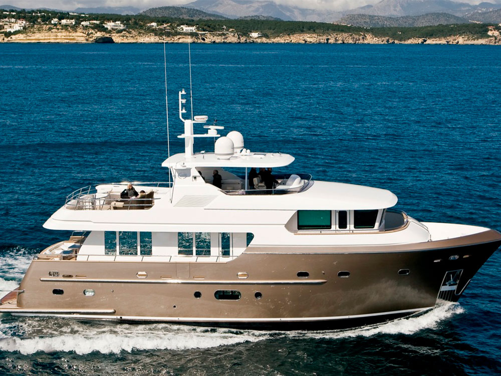 virgin gold motor yacht for sale