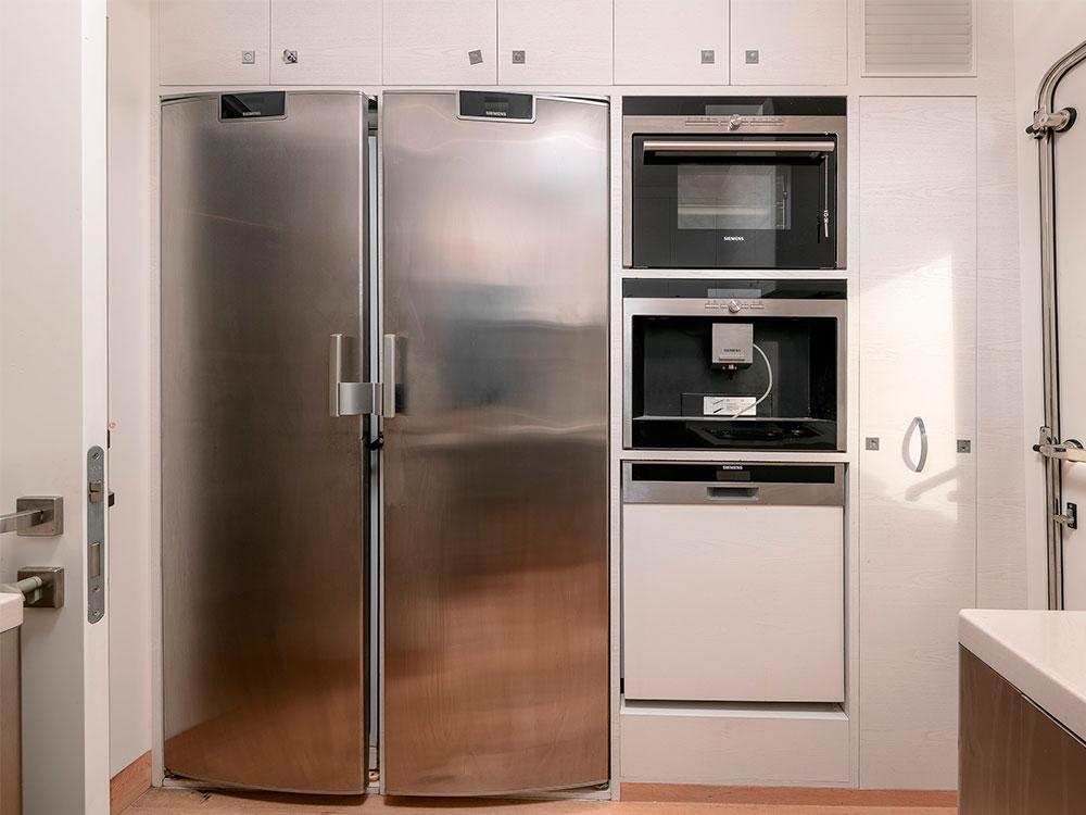 virgin gold refrigerator