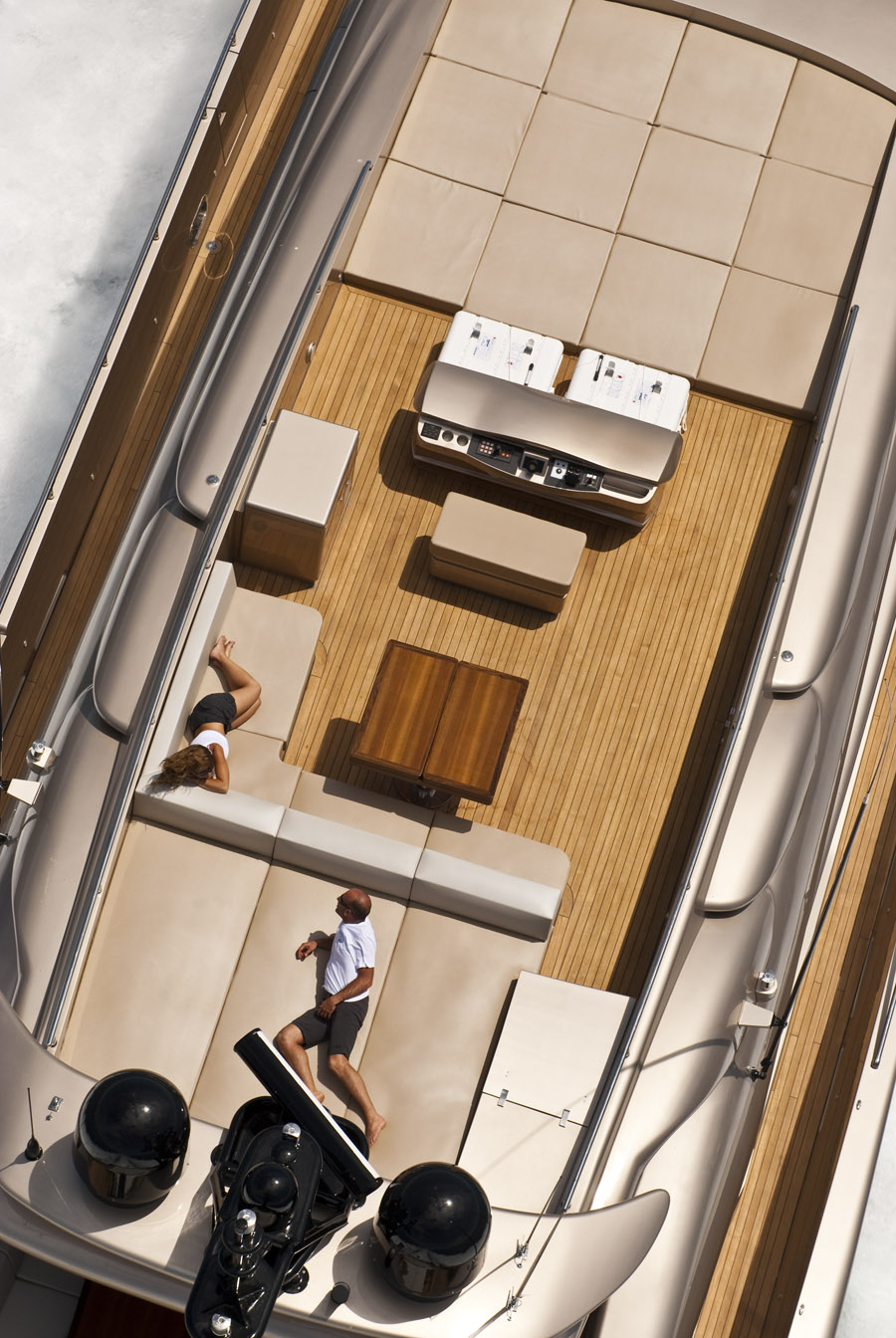 musa ab yachts top view