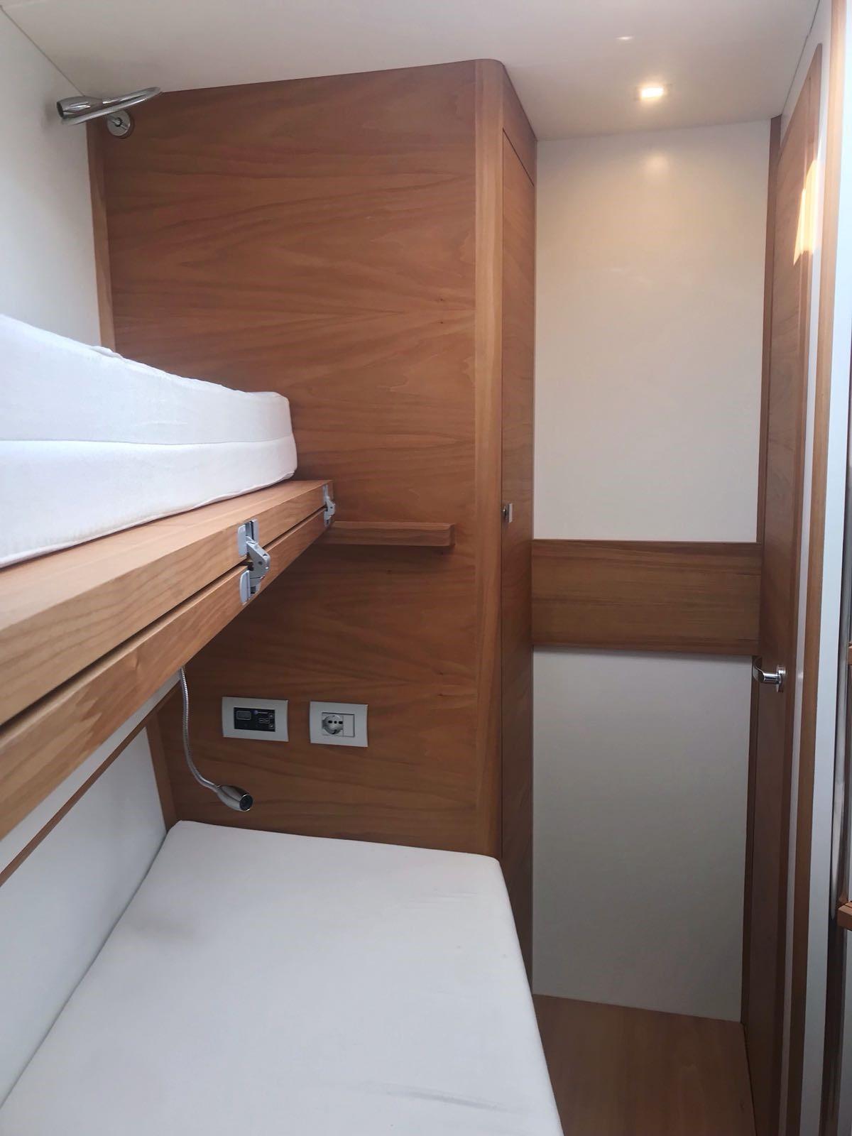 solaris 68 bunk beds
