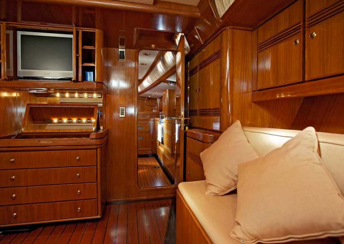 south wind for sale interior cabins