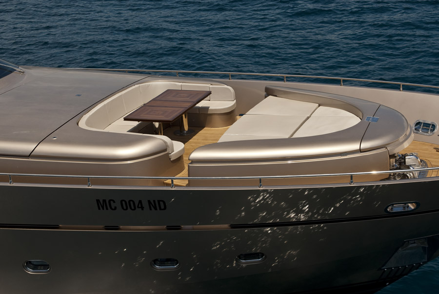 ab yachts exterior