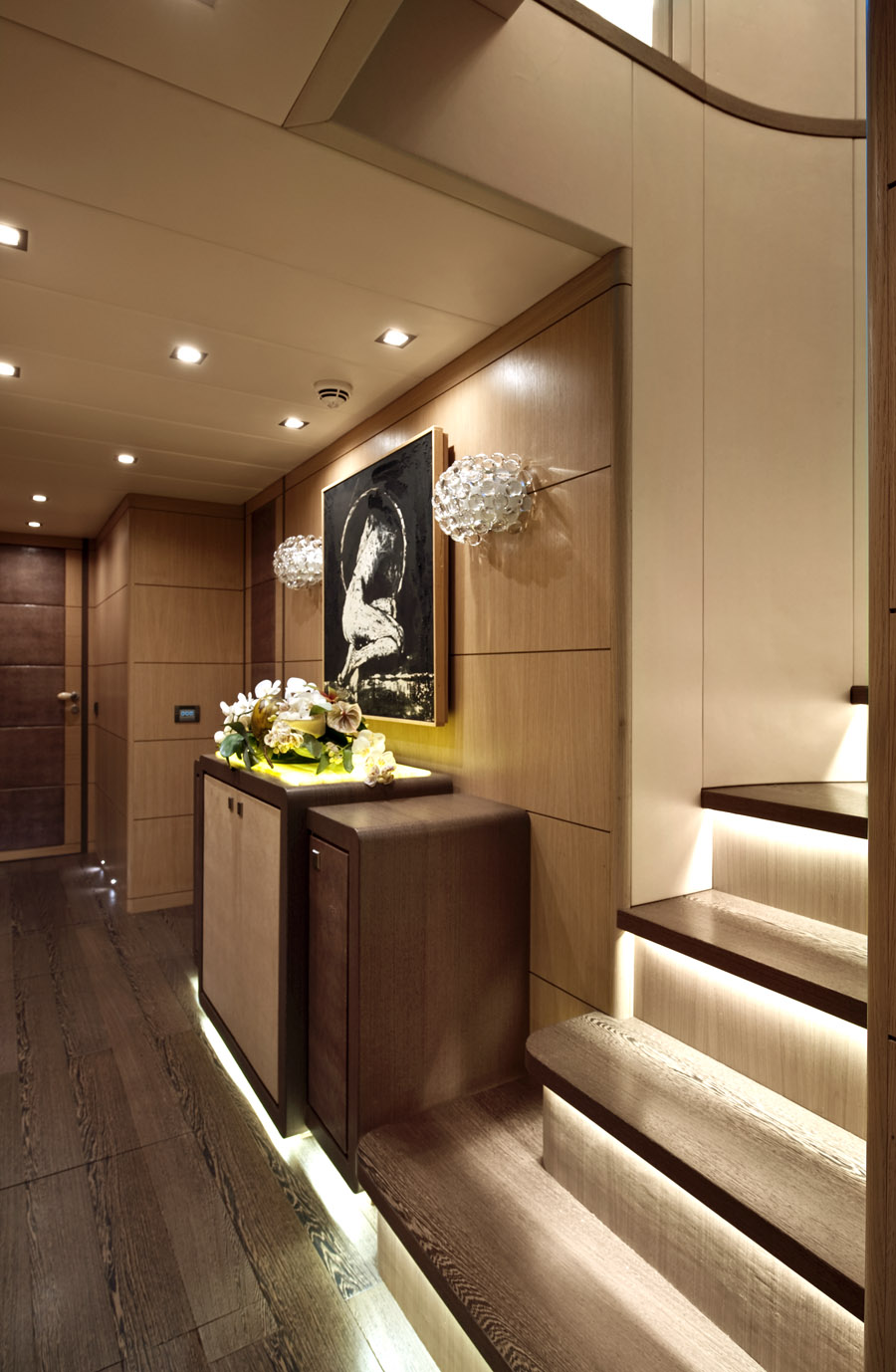 ab yachts musa stairways