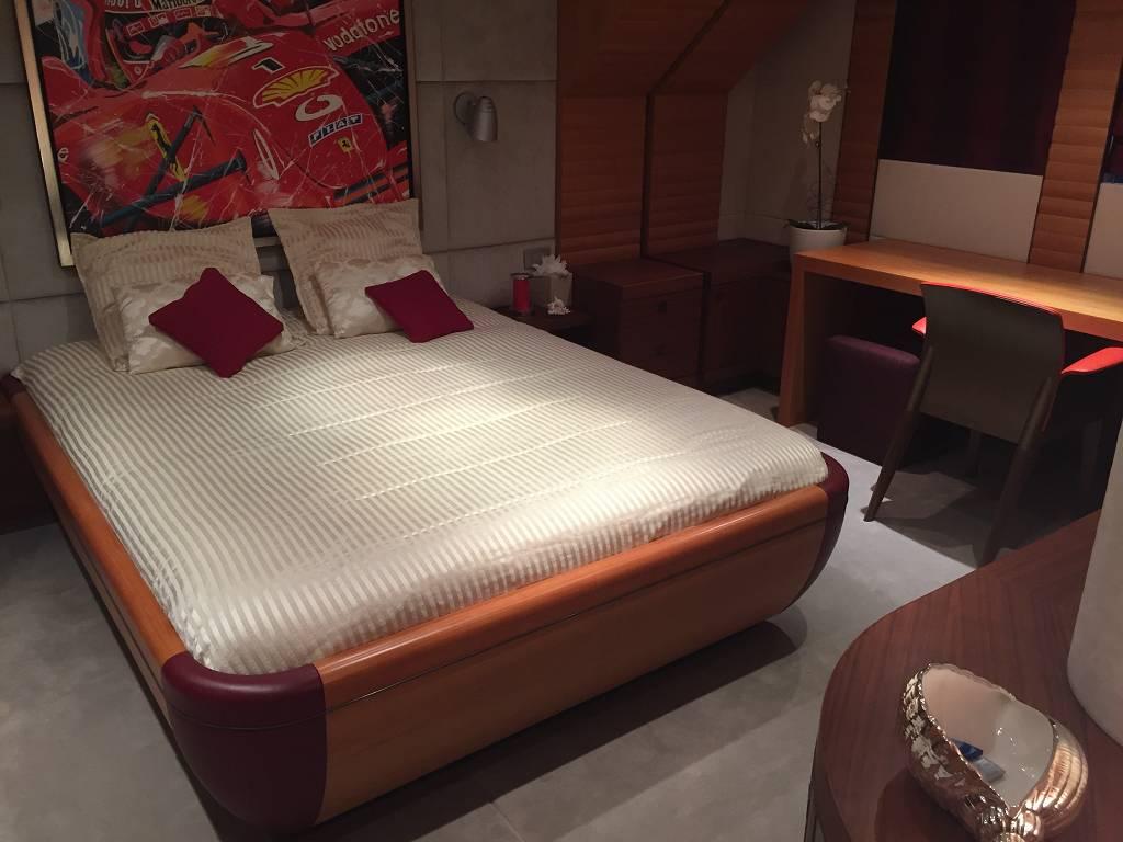 let it be yacht guest cabin