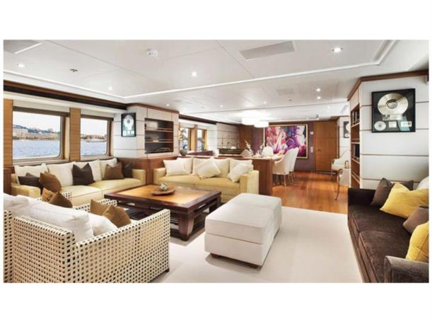 let it be yacht interiors