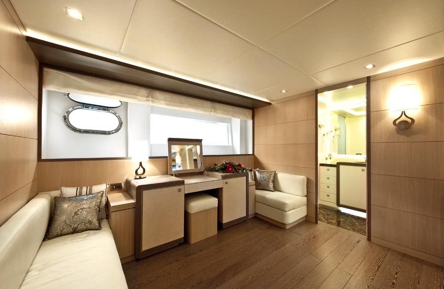musa motor yacht owner cabin