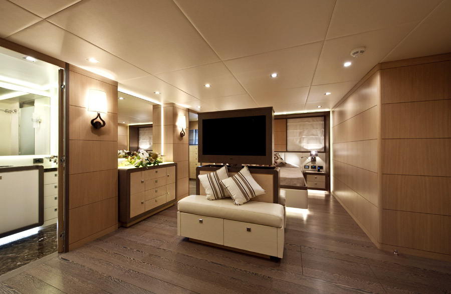 musa super yacht for sale owner suite