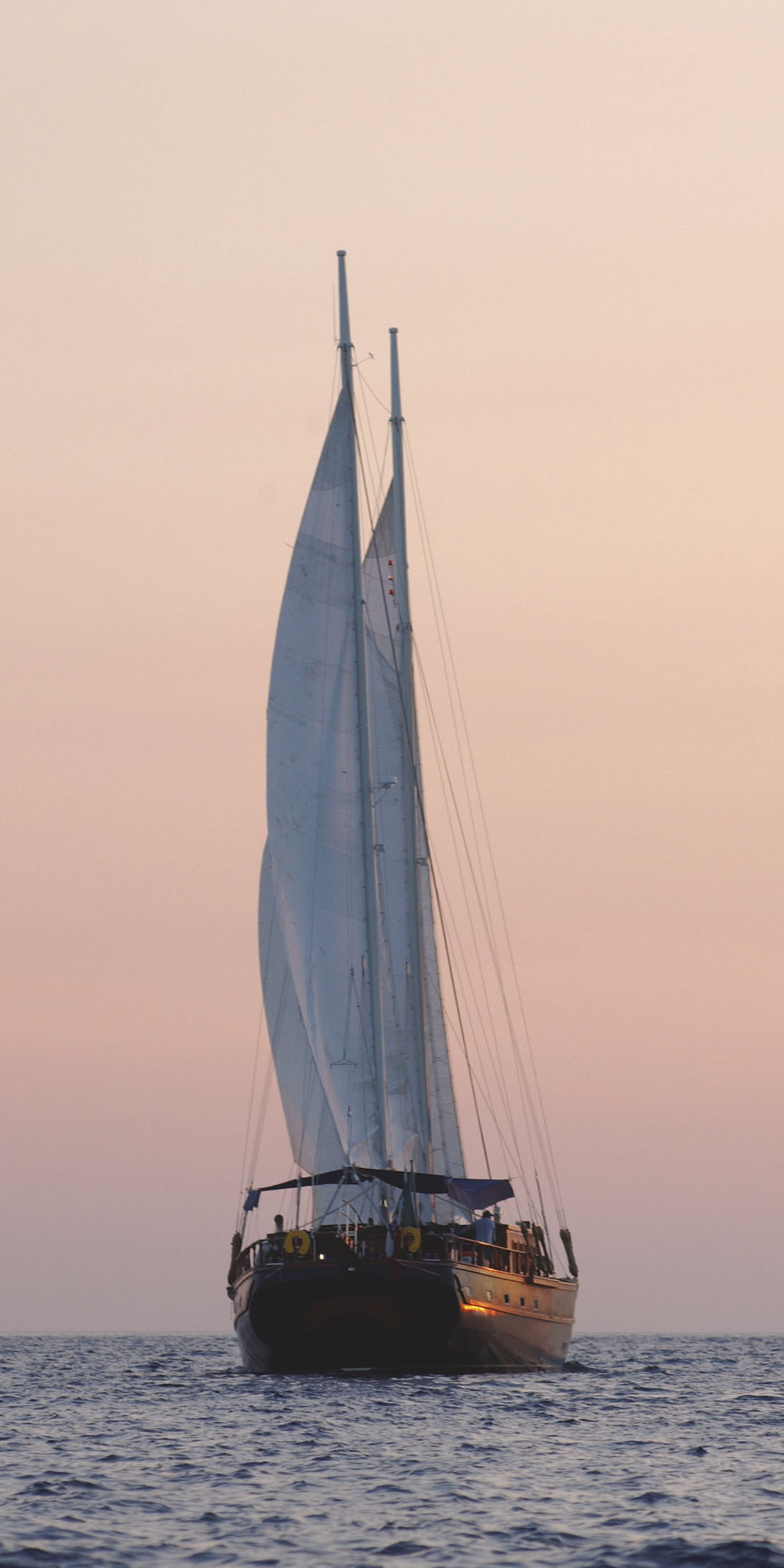 myra yacht sailing schooner