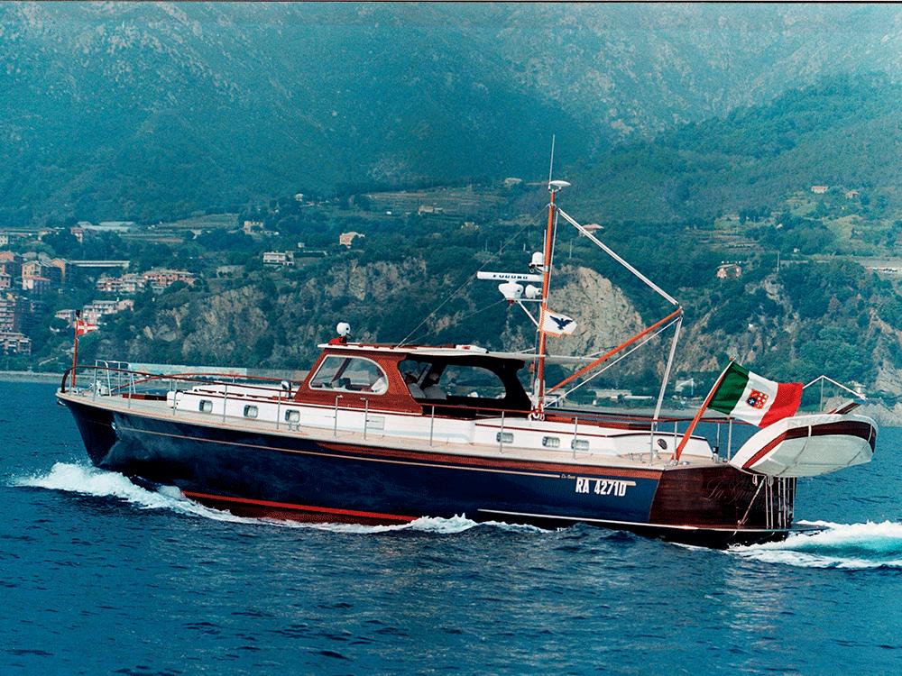 La Ghibellina De Cesari 60 for sale