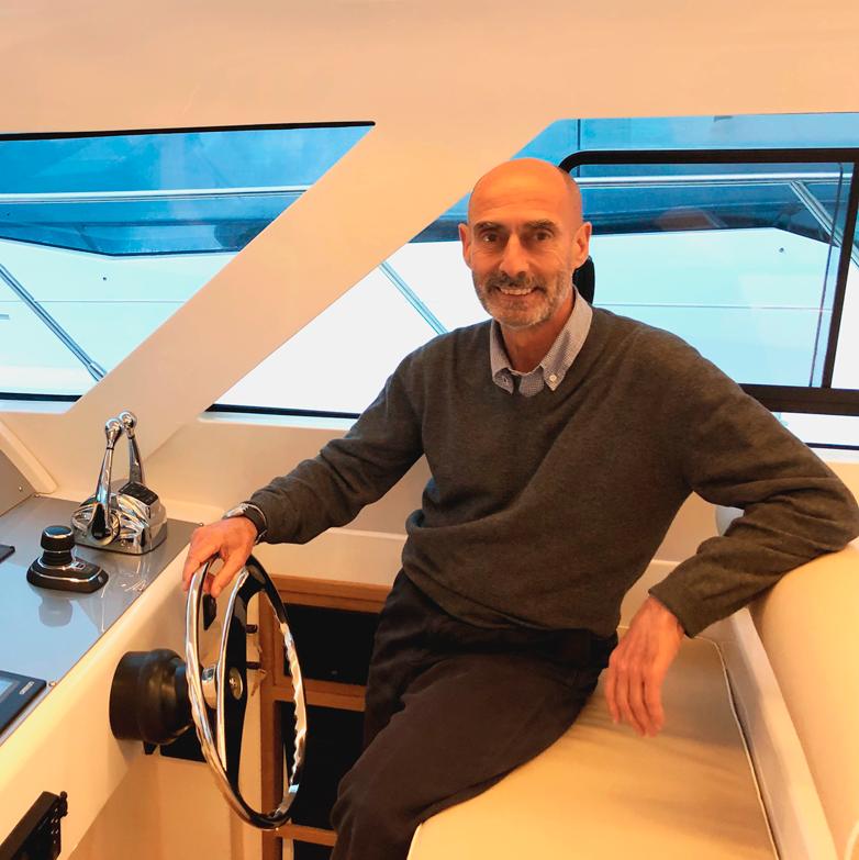 aldo tomasina equinoxe yachts international