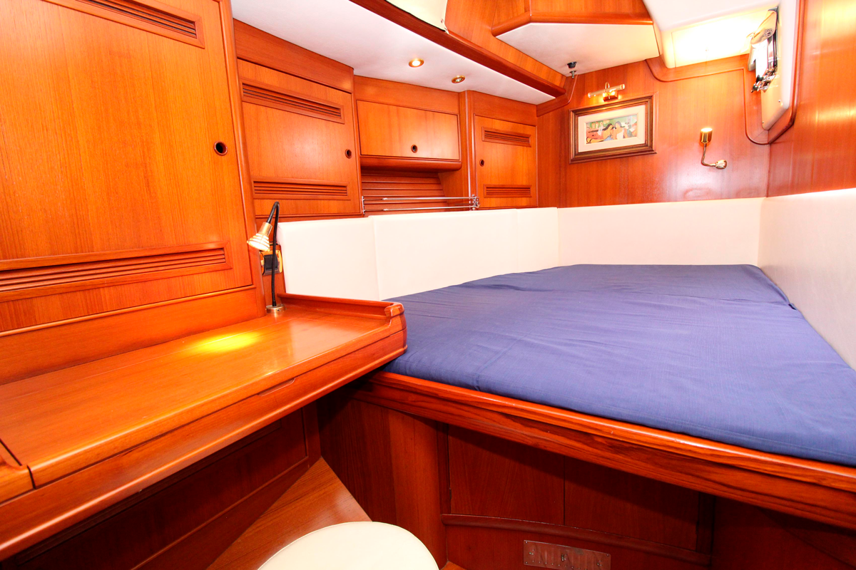 solaris 72 guests cabin