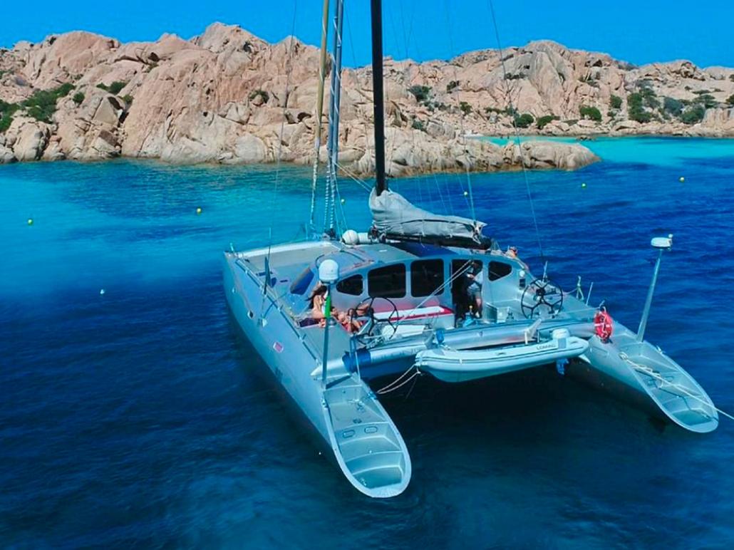 obi one catamaran sale